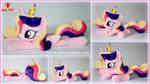 My Little Pony  Princess Cadance  Beanie Plush
