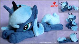 My Little Pony - Princess Luna Season1 - Plush by Lavim