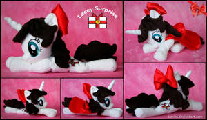 My Little Pony - Lacey Surprise - Handmade Plush