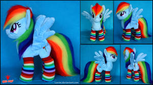My Little Pony - Rainbow Dash by Lavim