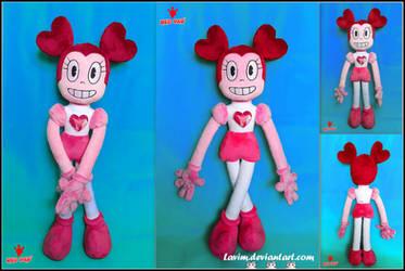 Spinel Plush Doll - Steven Universe