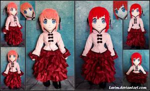 Kagura Plush Doll -  Gintama