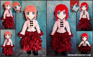 Kagura Plush Doll -  Gintama