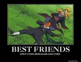 Best Friends. by ThisOneNarutoFreak