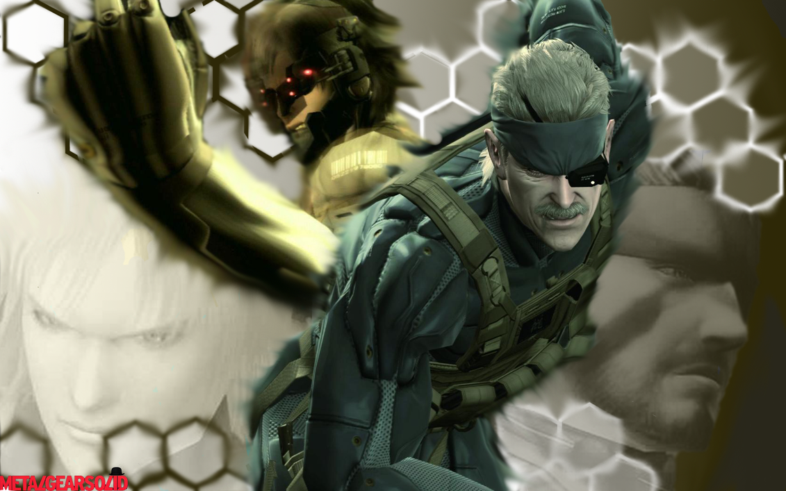 metal gear solid tsg wallpaper by kat chai on deviantart. Black Bedroom Furniture Sets. Home Design Ideas