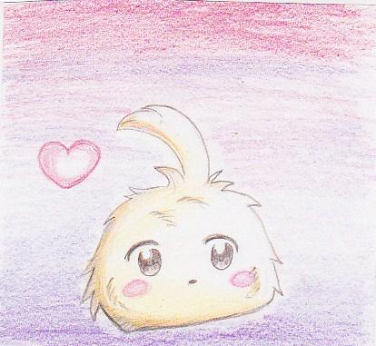 I drew Filli by Kitten-Bubblepuff
