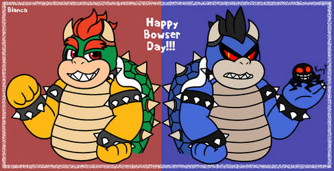Happy Bowser Day