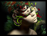 Female Nature by Tamilia