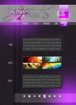 Artistic Blog
