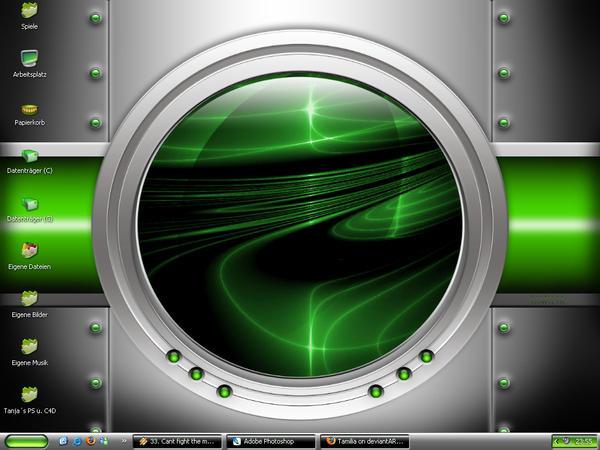 My Desktop by Tamilia