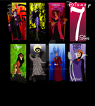 The 7 Disney Sins