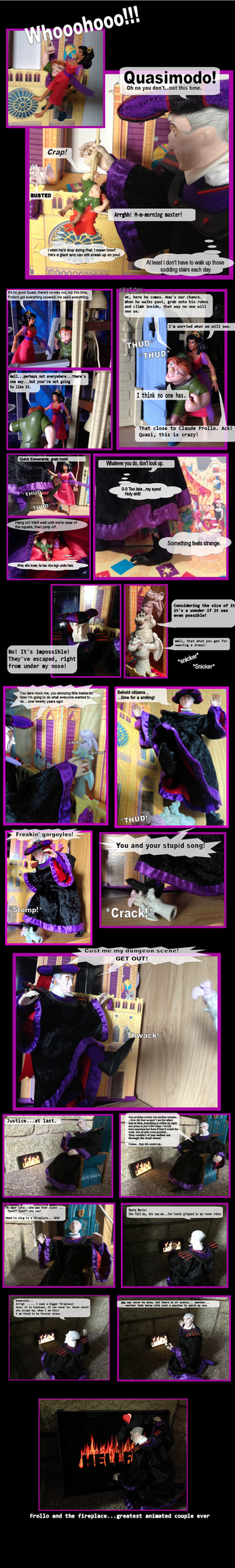 HoND toy story LOLs by CyberRaven