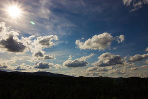 Brocken view from Ottofelsen by bormolino