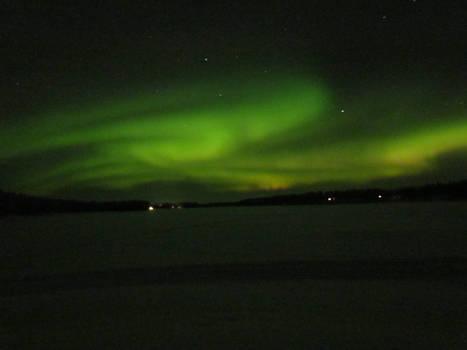 Aurora Borealis in Arvidsjaur