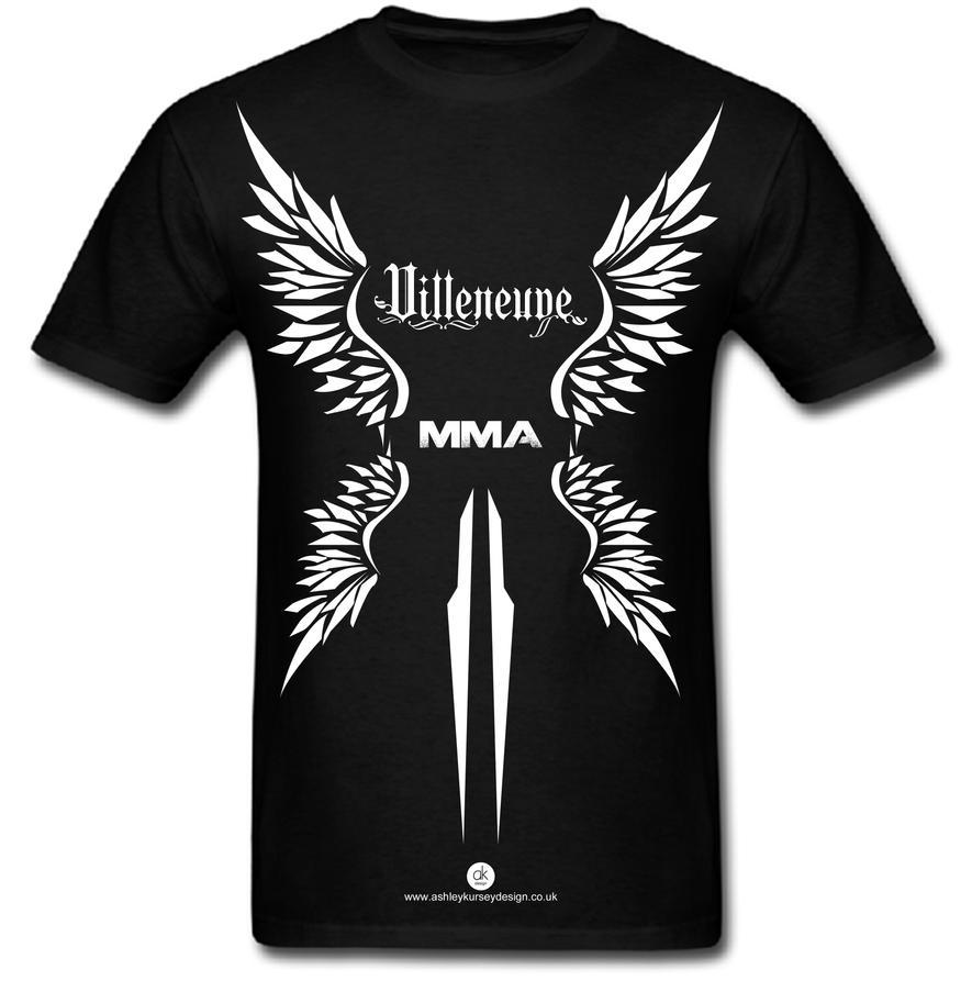 Mma t shirt design by akdesignstudios on deviantart for Buy t shirt designs online