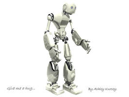 Robot... by akdesignstudios
