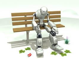 Robot. by akdesignstudios