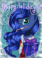 Happy New year 2015! by FluffyDus