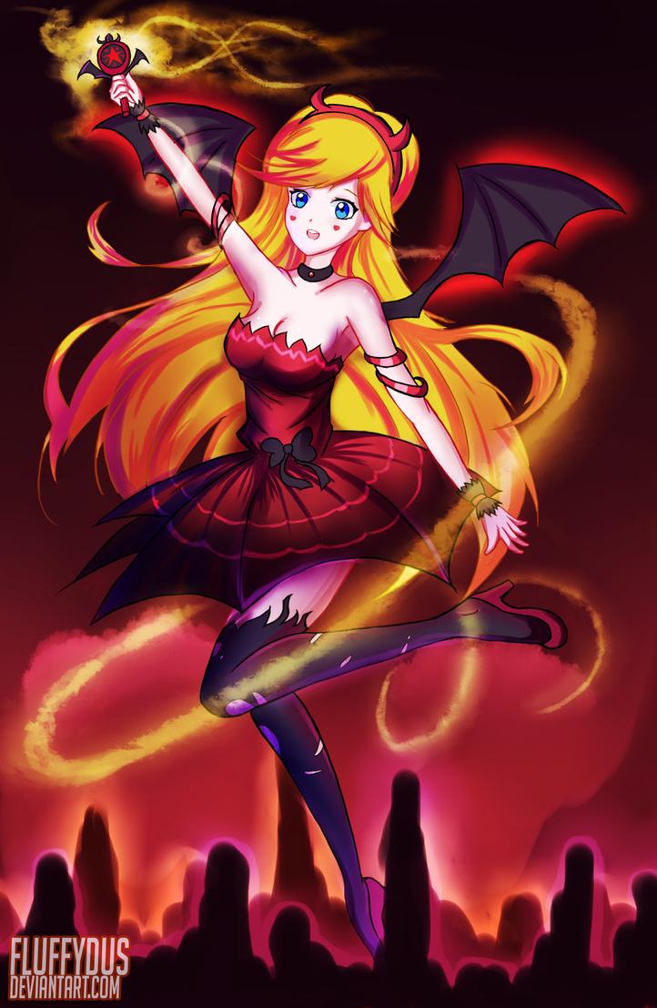 Devil Princess Star by FluffyDus