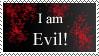 Evil Stamp by Amberstarthunder