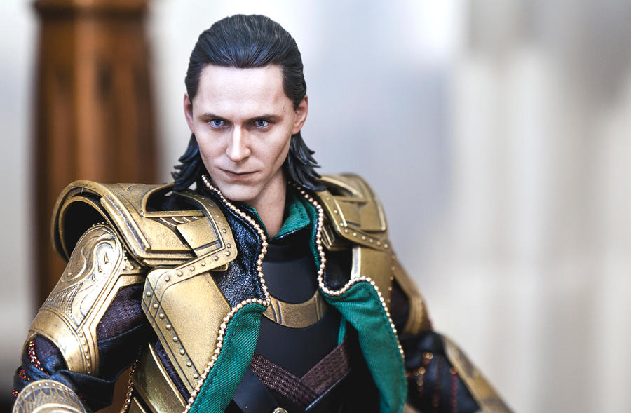 Loki of Asgard by Ya-u