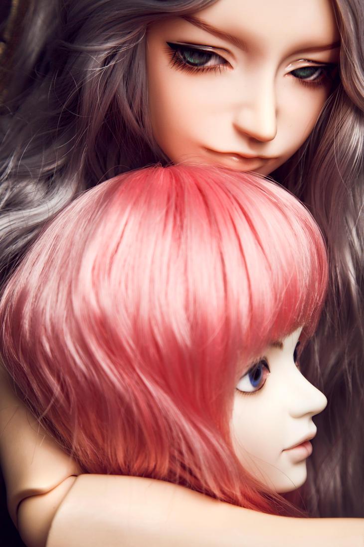 Kael + Daisya by Ya-u