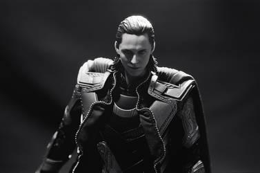 Loki by Ya-u