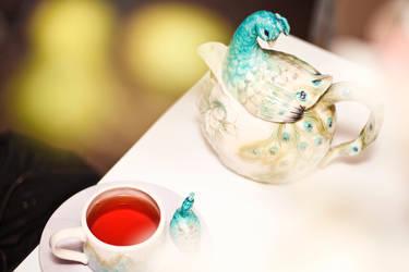 Tea by Ya-u