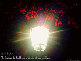 The darker the night by InsomnianFae