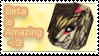 Beta is Amazing - Stamp by Graystripethecat