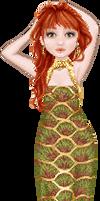 Judge Doll MDI 2015 by batty-mcbats