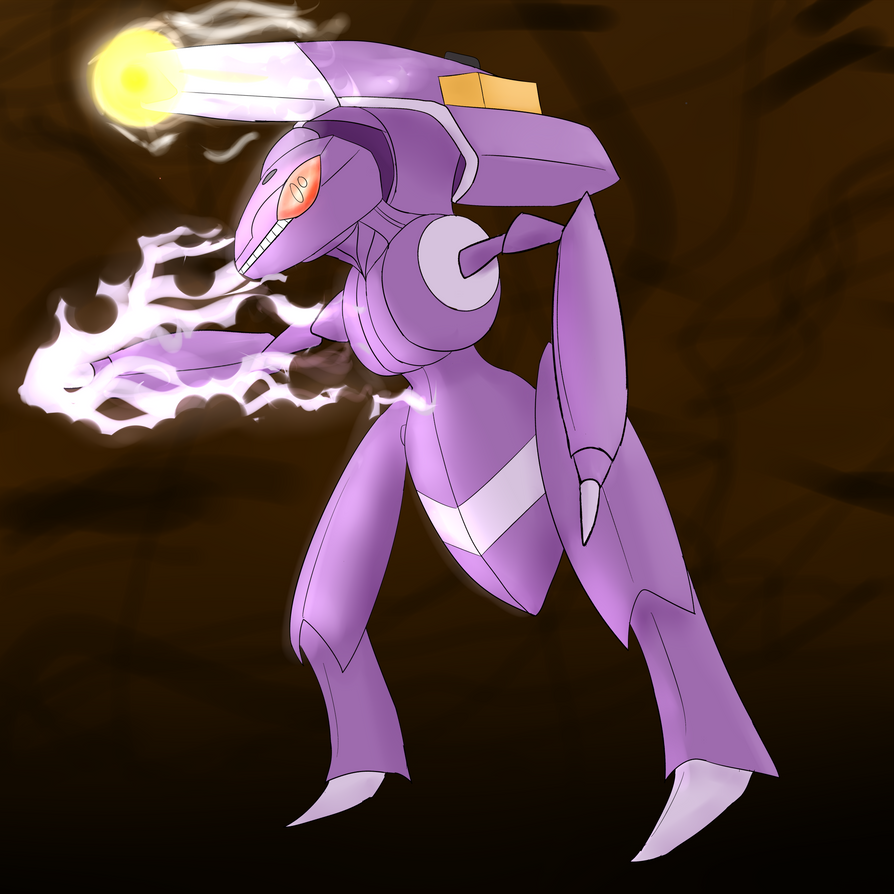 Pokemon Genesect And Mewtwo Images | Pokemon Images