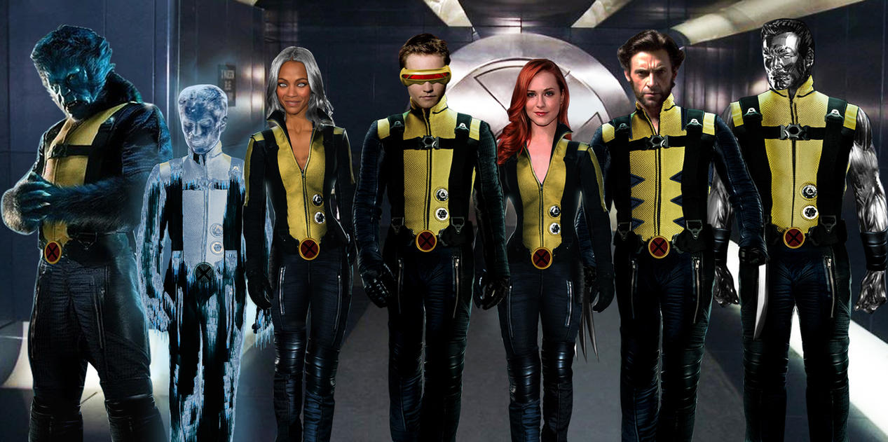 Men: Best Class by RandomFilmsOnline on DeviantArt X Men First Class Characters Names