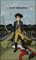George Washington - Alien Vanquisher