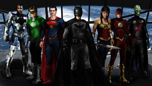JLA: Justice League Avenger - Watchtower by RandomFilmsOnline