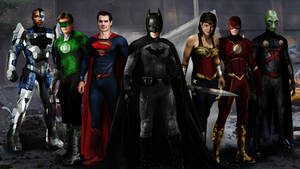 JLA: Justice League Avenger - Assemble