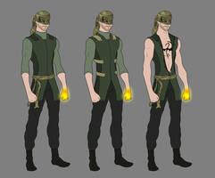 Iron Fist MCU Concept