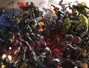 Age of Marvel