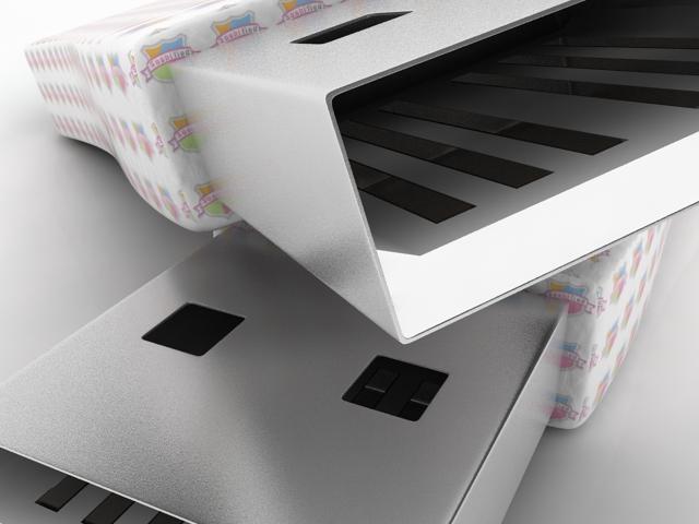 Soshified USB Drive by EnricoMulyadi
