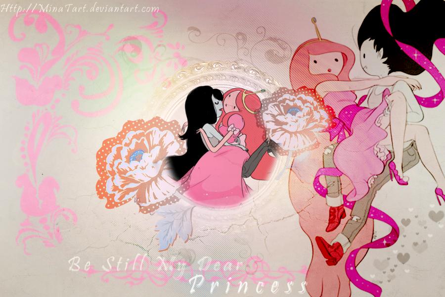 Bubbline Wallpaper - Dear Princess by TheRosePrince