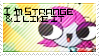 The Buzz On Maggie Stamp 001 by TheRosePrince