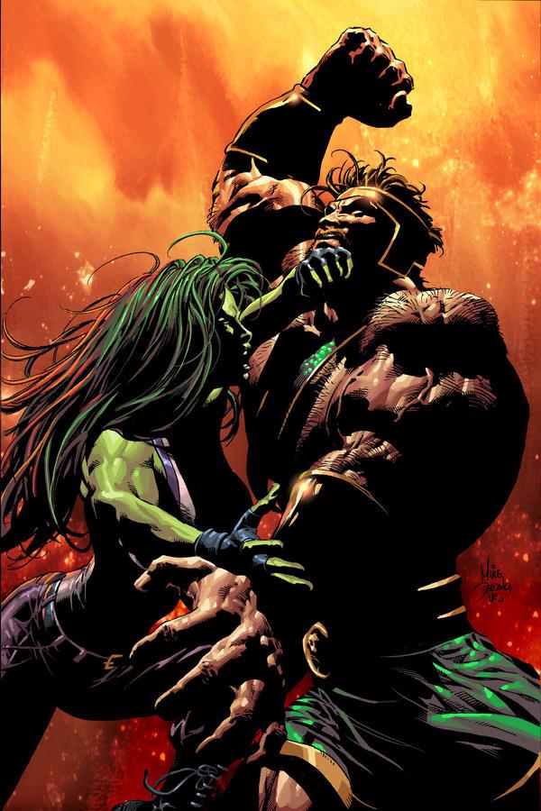 She-Hulk 30 by Summerset