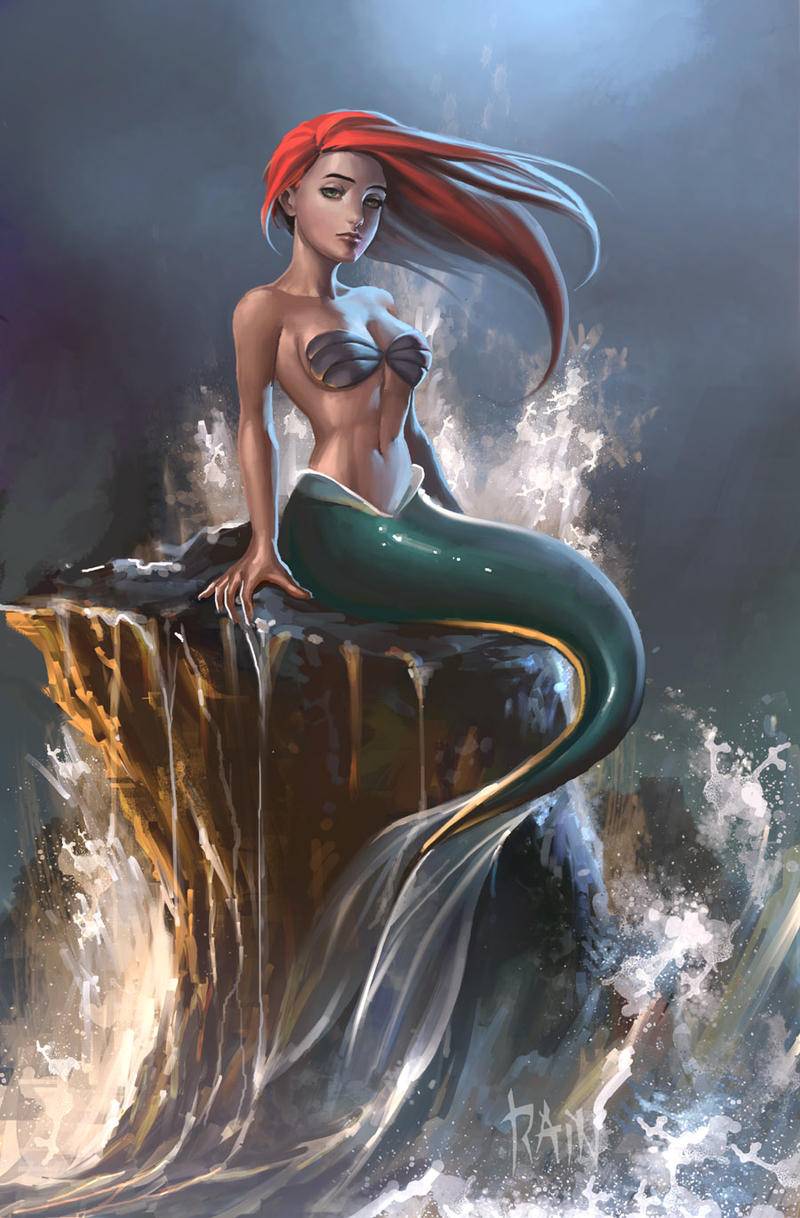 The Little Mermaid by Summerset