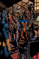 X-MEN: Original Sin 1 by Summerset