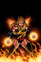 Ms. Marvel 35 by Summerset