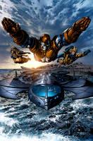 Dark Avengers 2 by Summerset