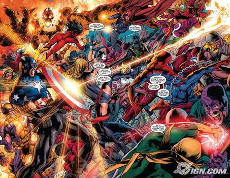 New Avengers 50