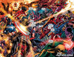 New Avengers 50 by Summerset