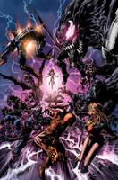Dark Avengers 2, 2nd printing by Summerset