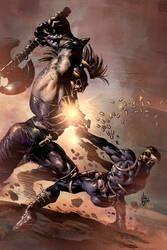Dark Avengers 9 by Summerset